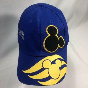 Other - Mickey Disney Cruise Line Oceaneer Club Hat Cap
